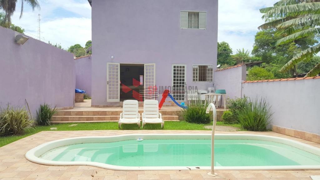 Sobrado com 3 dormitórios à venda, Portal Vila Rica - Caçapava/SP