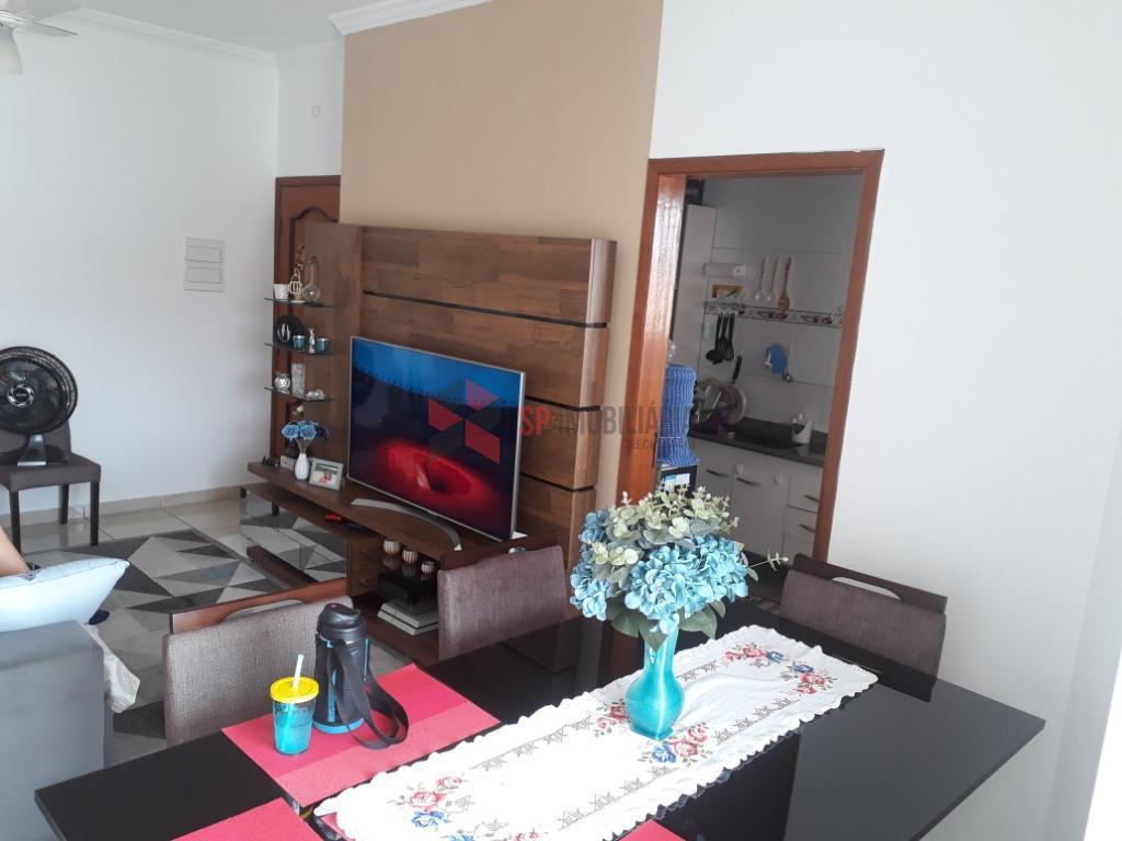 Apartamento com 3 dormitórios à venda, Jardim Caçapava - Caçapava/SP