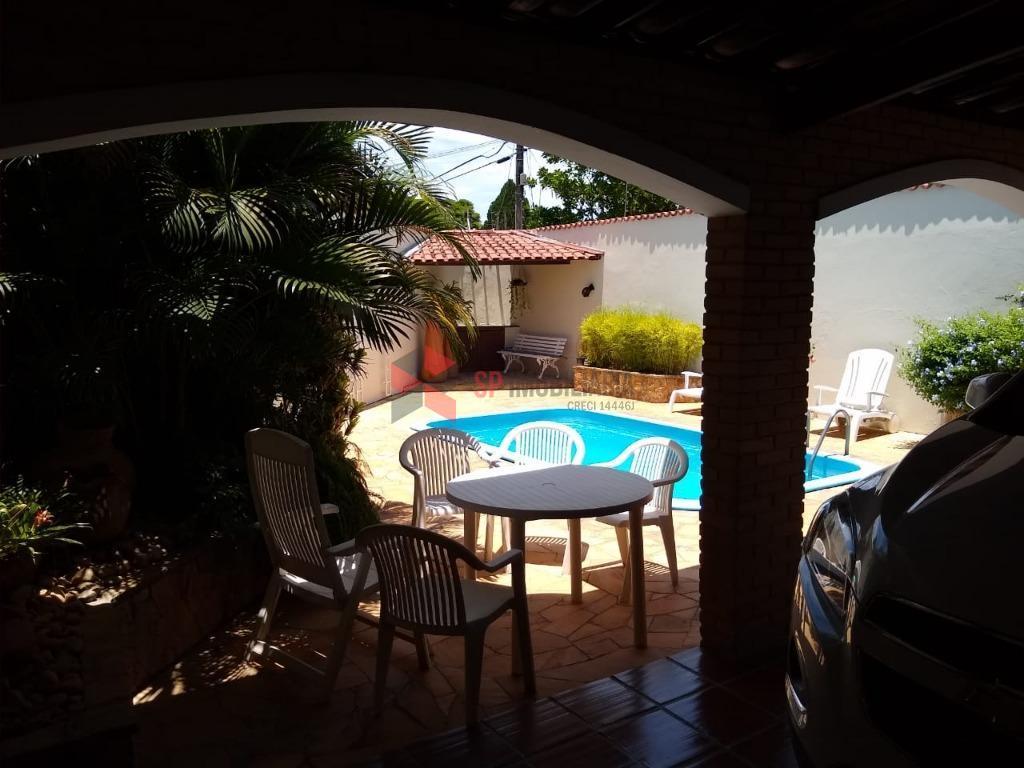 Casa Residencial à venda, Vila São João - Caçapava/SP