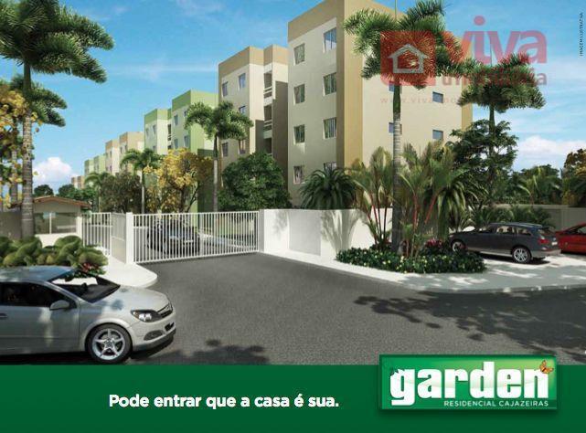 Apartamento residencial à venda, 2 quartos em Cajazeiras, Salvador - AP0068.
