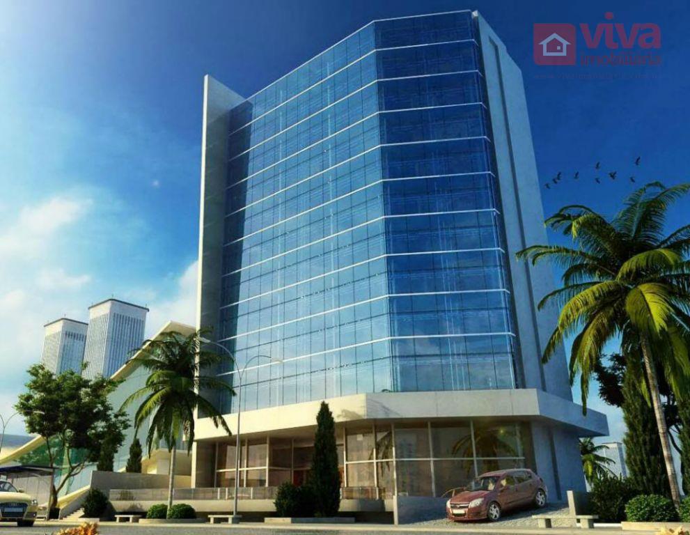 Sala comercial para venda ou locação, Itaigara, Salvador - SA0009.
