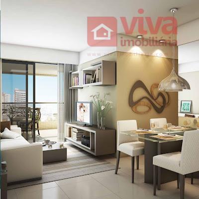 Apartamento à venda, 2 quartos no Rio Vermelho, Salvador - AP0119.
