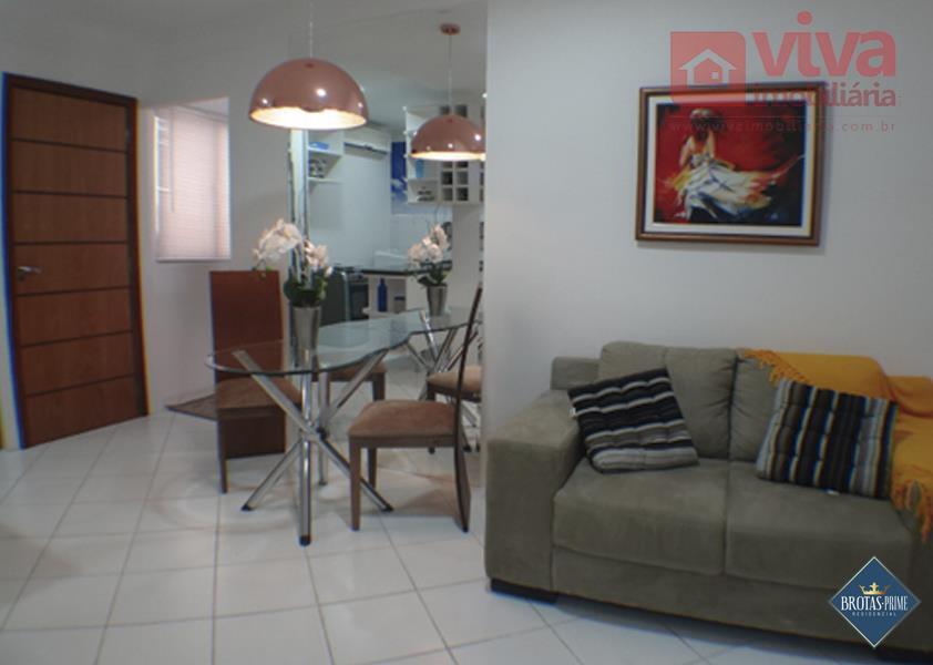 Apartamento à venda, 2 quartos em Brotas, Salvador - AP0227.
