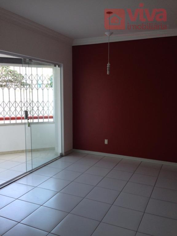 Apartamento residencial para locação, 2 quartos em Pernambués, Salvador - AP0247.