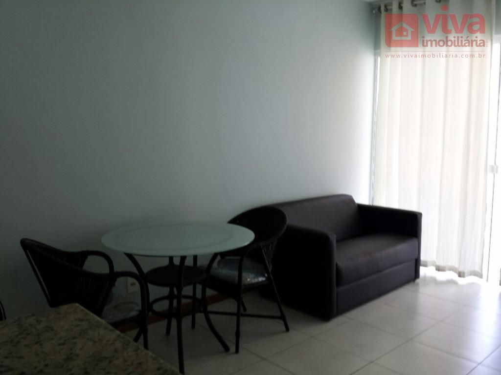 Apartamento residencial para locação, 1 quarto no Rio Vermelho, Salvador - AP0126.