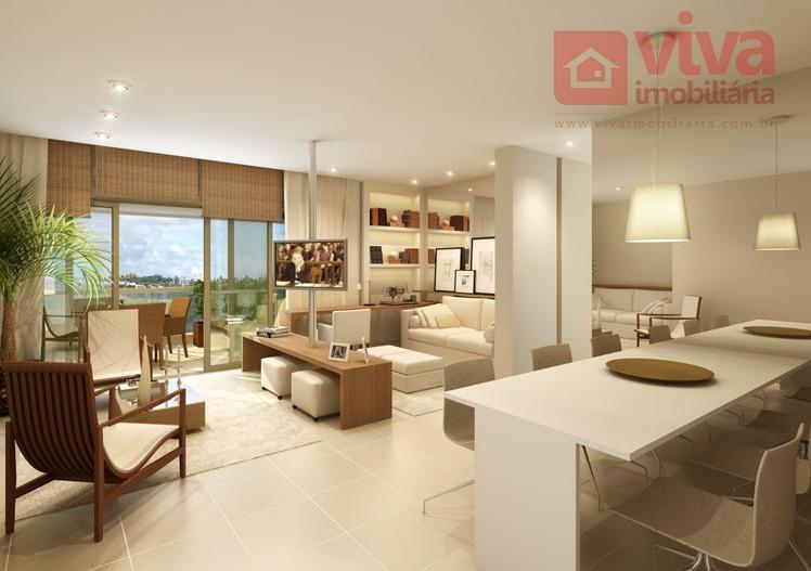 Apartamento à venda, 3 quartos na Paralela, Salvador - AP0143.