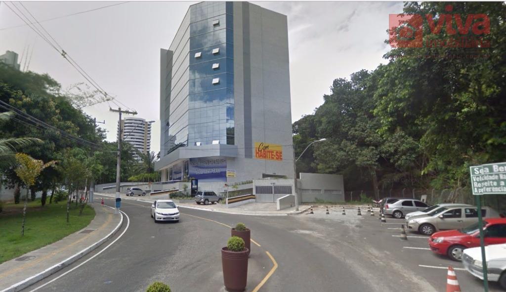 Sala comercial à venda, Itaigara, Salvador - SA0009.