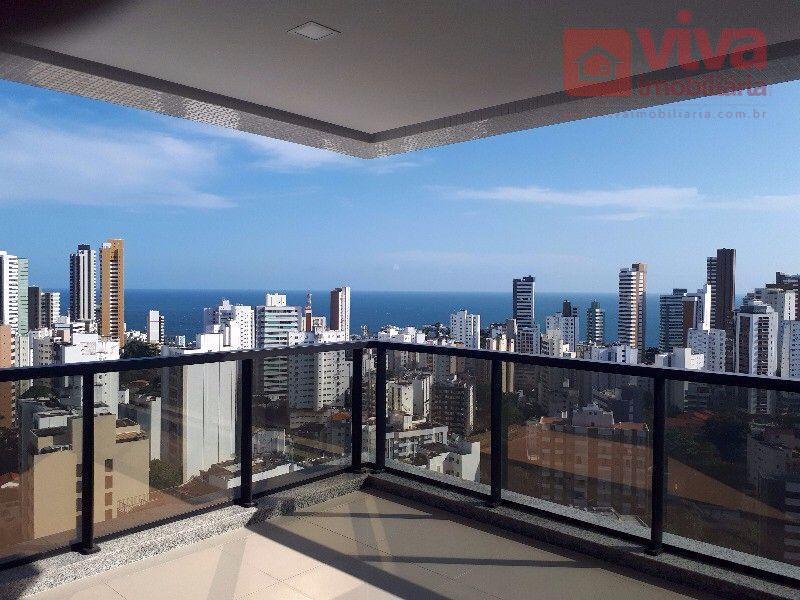 Apartamento à venda, 3 quartos, Jardim Apipema, Salvador - AP0388.