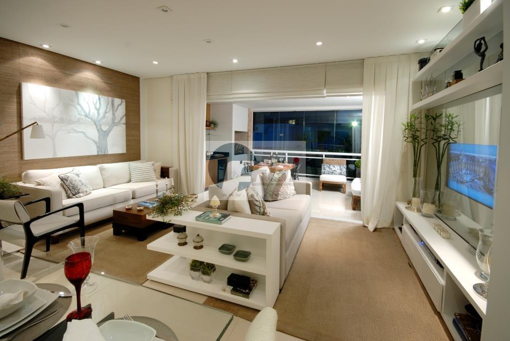 3 Dorms. Suíte -112,75 m² - 2 VGS, Vila Olímpia, São Paulo.