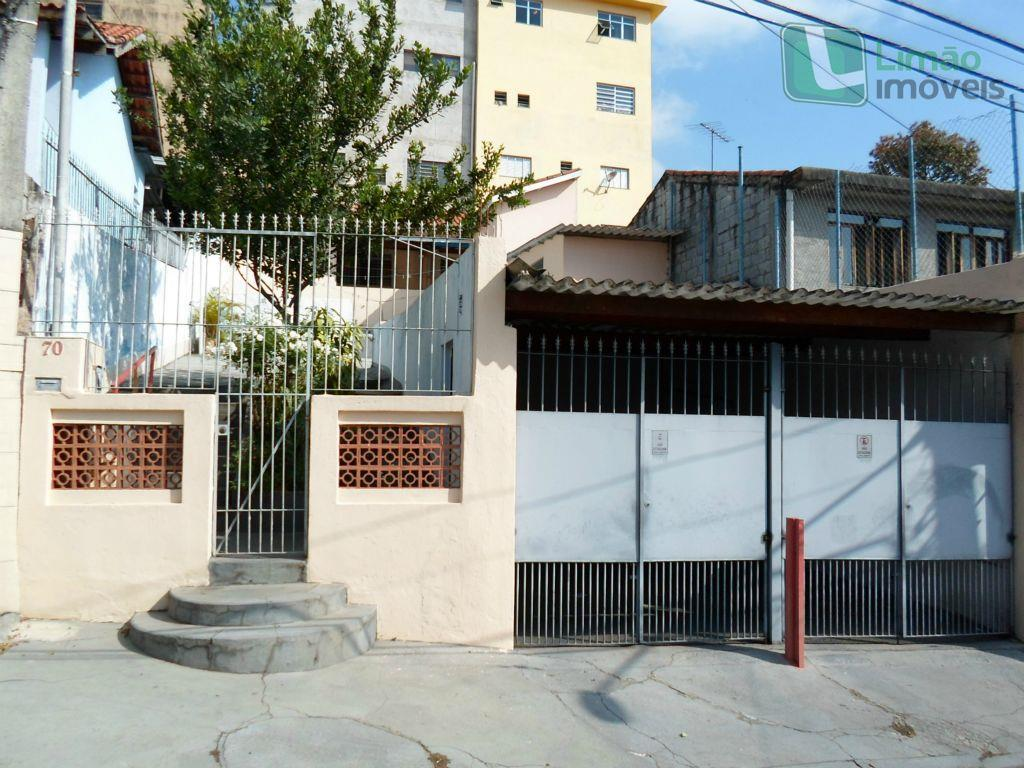 Terreno à venda, 250 m² por R$ 600.000  Rua Mateus Correa, 70 - Limão - São Paulo/SP