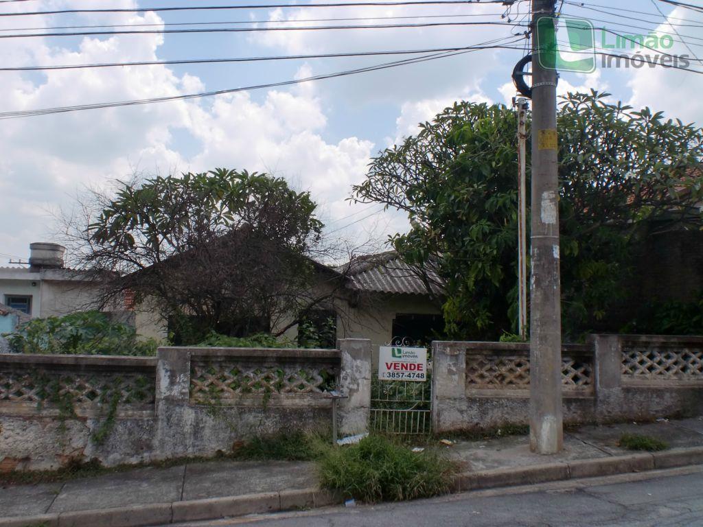 Terreno residencial à venda, Vila Carolina, São Paulo.