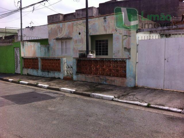 Terreno residencial à venda, Limão, São Paulo - TE0020.
