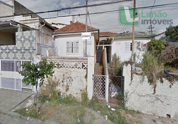 Terreno residencial à venda, Casa Verde Média, São Paulo - TE0027.