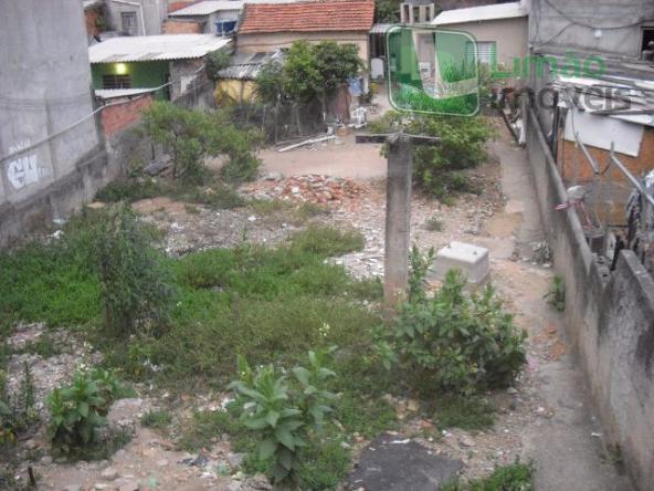 Terreno Bairro do Limão 506 mts valor de 370 mil