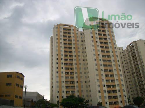 Apartamento  residencial para locação, Vila Nova Cachoeirinha, São Paulo.