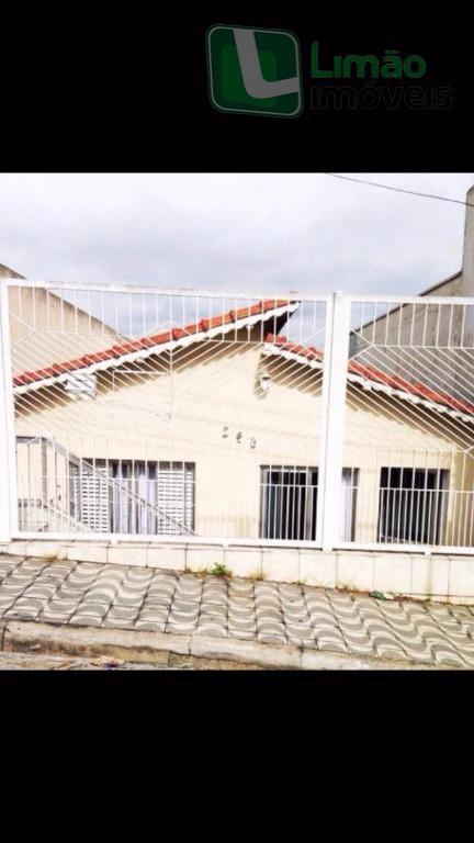 Casa térrea residencial à venda, Parada Inglesa, São Paulo.