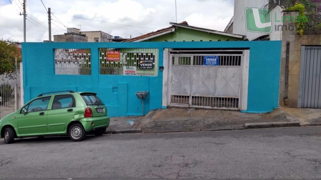 Casa residencial à venda, Limão, São Paulo.