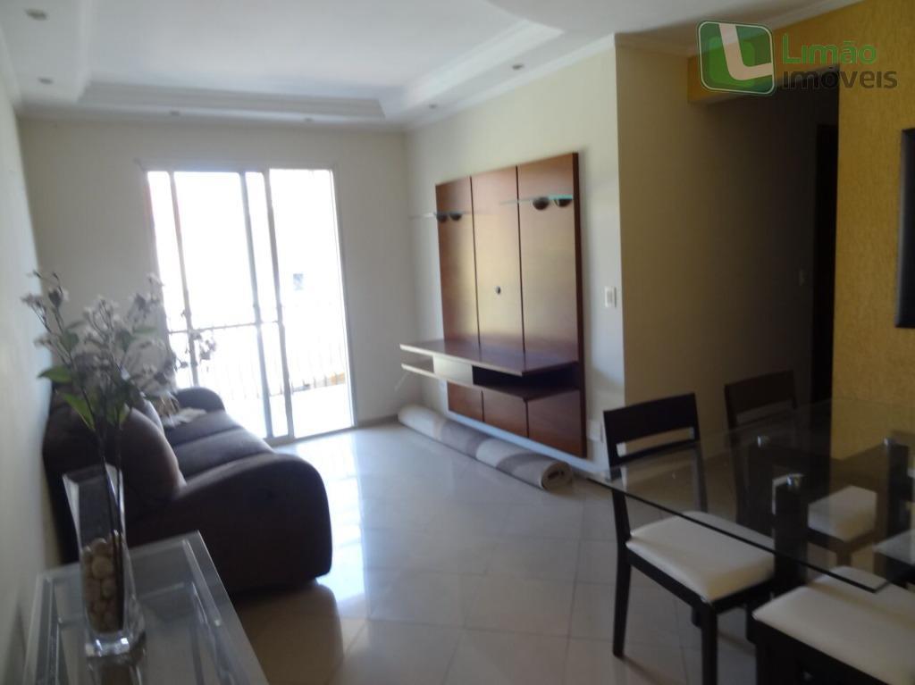 Apartamento residencial à venda, Limão, São Paulo - AP0903.