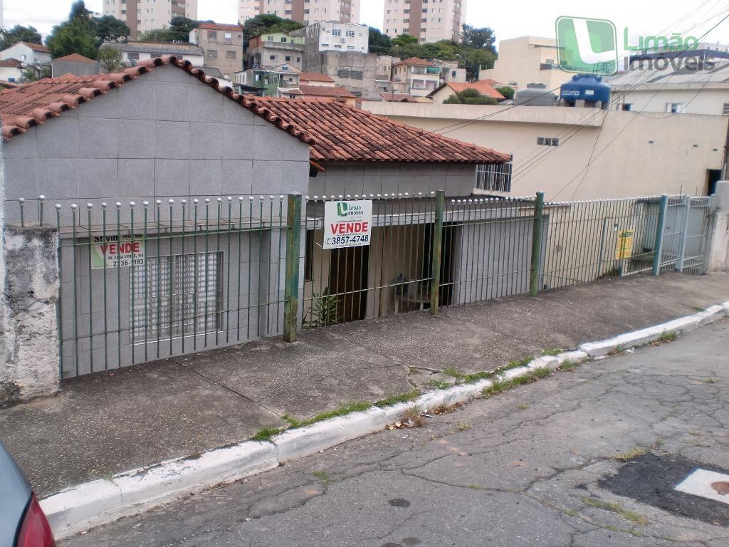 Terreno residencial à venda, Limão, São Paulo.