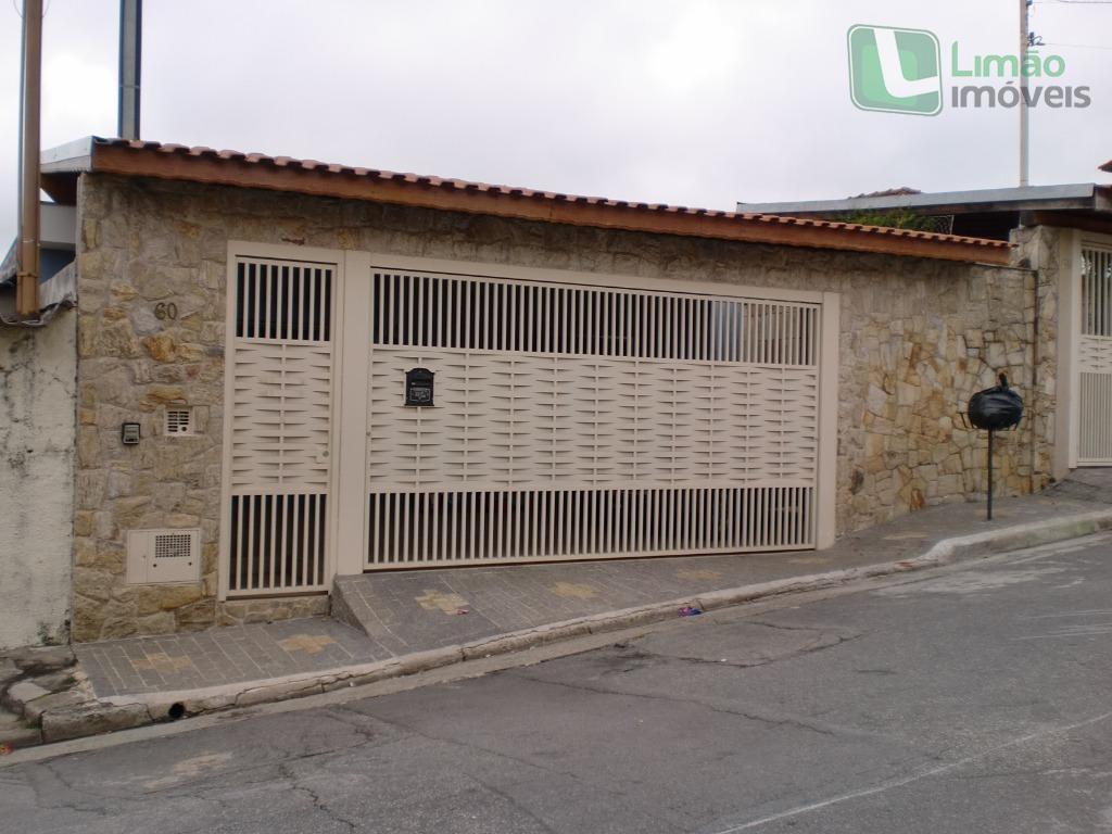Casa Térrea Bairro Limão