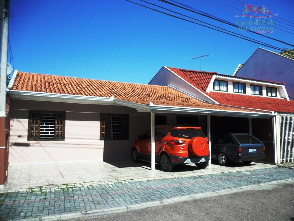 Casa residencial à venda, Boqueirão, Curitiba - CA0026.
