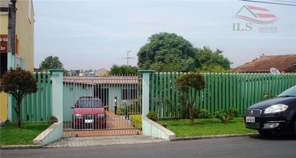 Casa residencial à venda, Xaxim, Curitiba - CA0077.