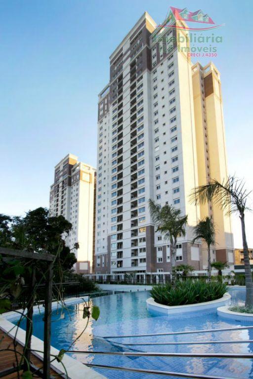 Apartamento  residencial à venda, Portão, Curitiba.
