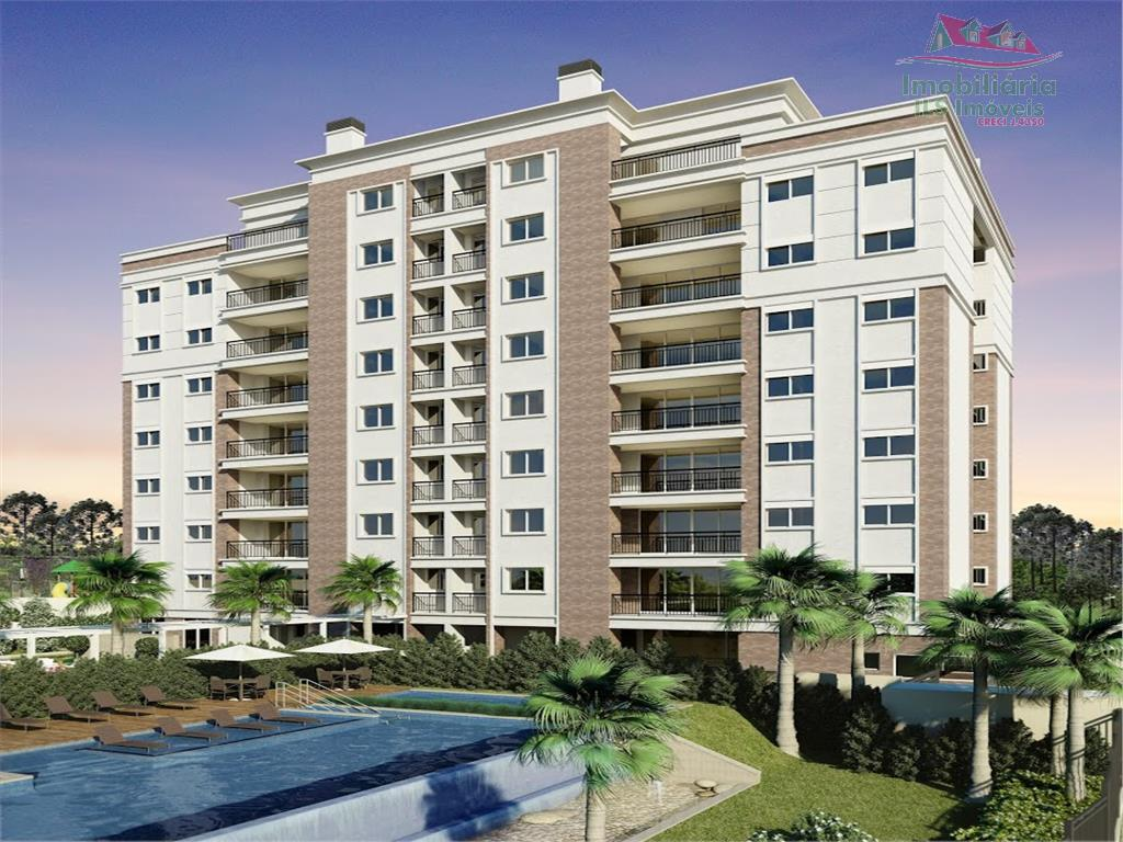 Apartamento  residencial à venda, Mossunguê, Curitiba.