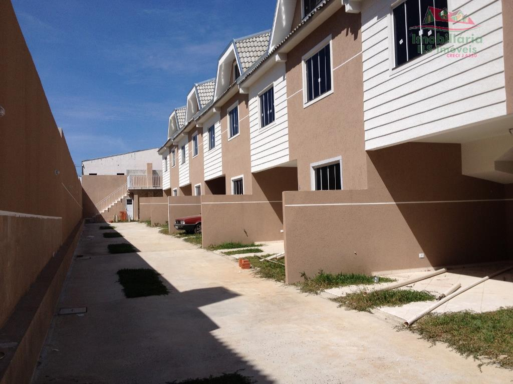 Sobrado residencial à venda, Xaxim, Curitiba - SO0008.