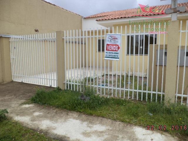Casa residencial à venda, Afonso Pena, São José dos Pinhais - CA0116.