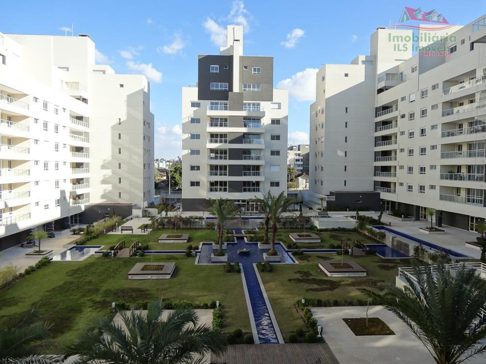 Apartamento residencial à venda, Água Verde, Curitiba - AP0208.