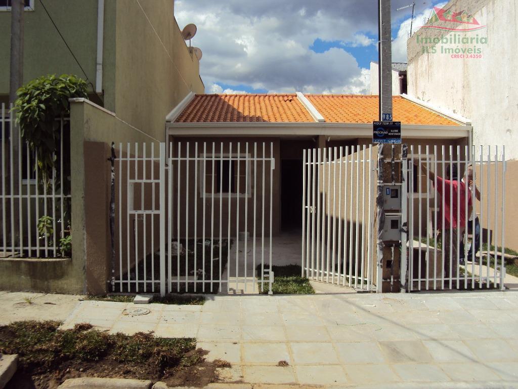 Casa residencial à venda, Sítio Cercado, Curitiba - CA0144.