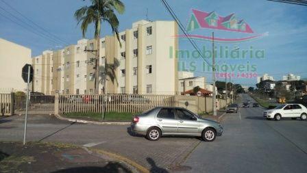 Apartamento residencial à venda, Lindóia, Curitiba - AP0254.