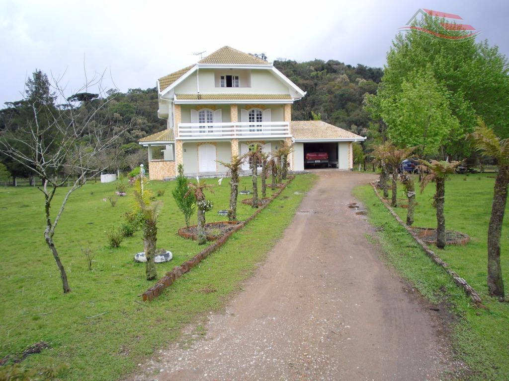 Chácara rural à venda, Borda Do Campo, São José dos Pinhais.