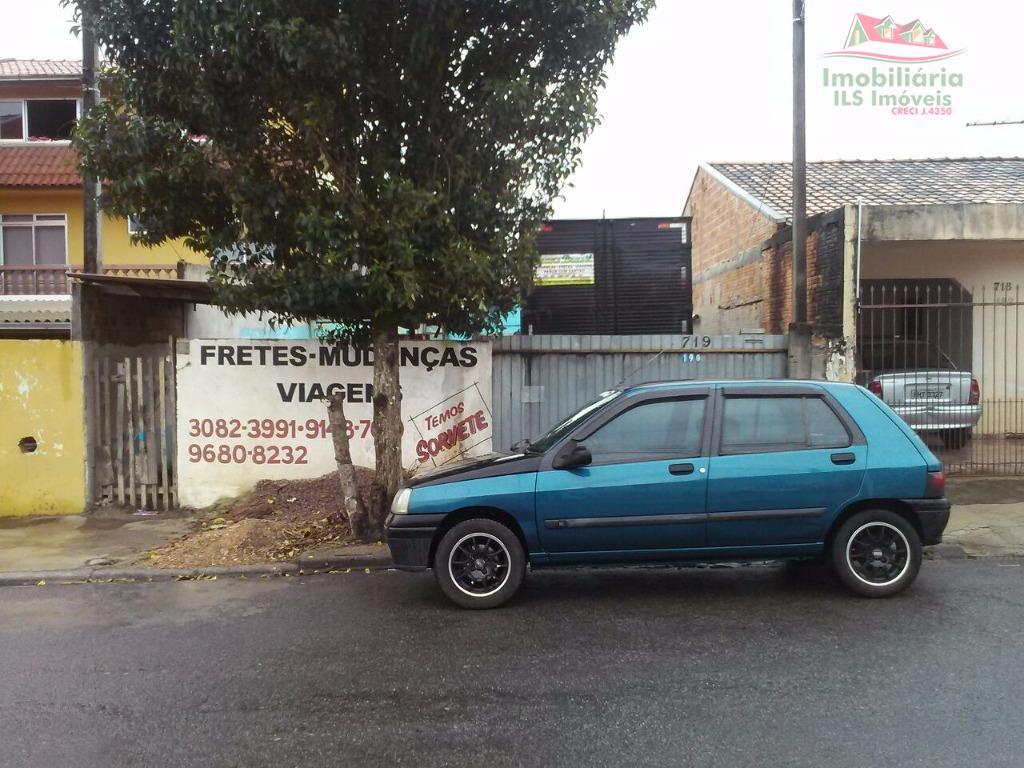 Terreno residencial à venda, Alto Boqueirão, Curitiba - TE0095.