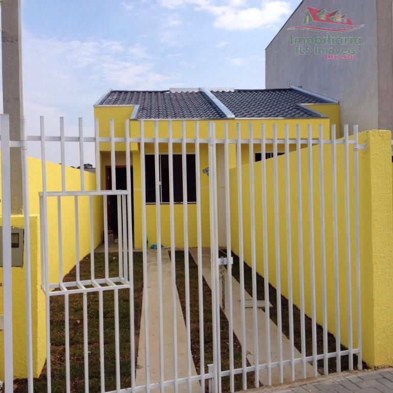 Casa residencial à venda, Umbará, Curitiba - CA0177.