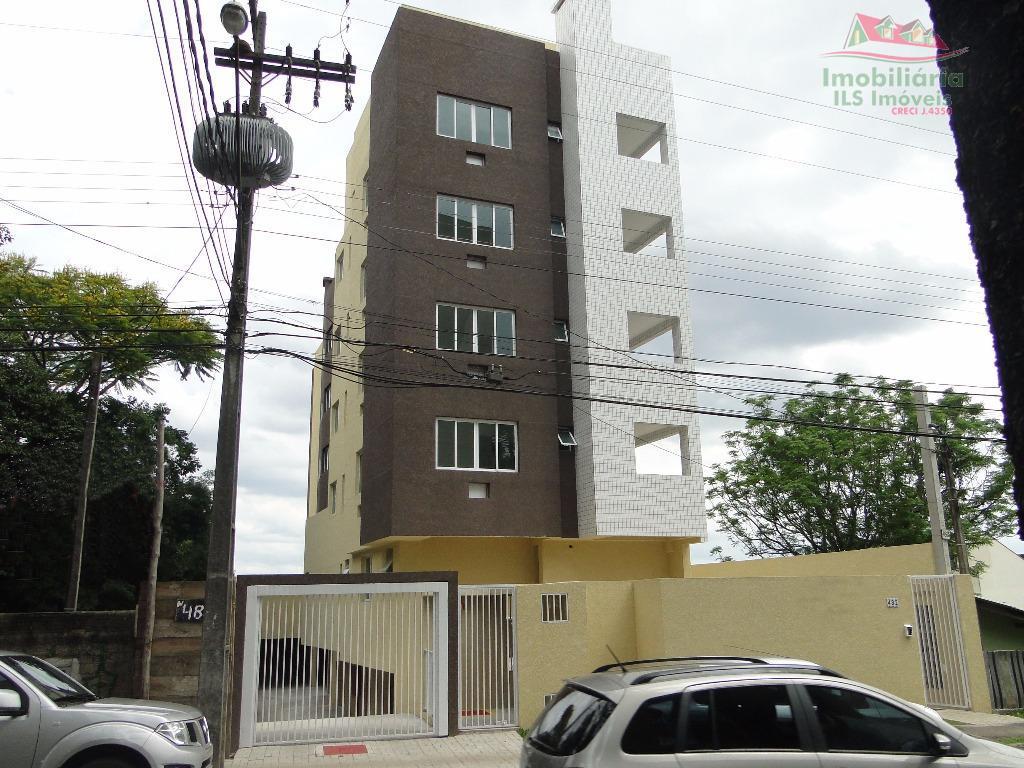 Apartamento residencial à venda, Novo Mundo, Curitiba - AP0294.