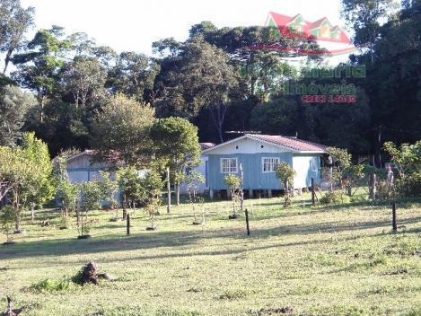 Chácara rural à venda, Campo Largo da Roseira, São José dos Pinhais.