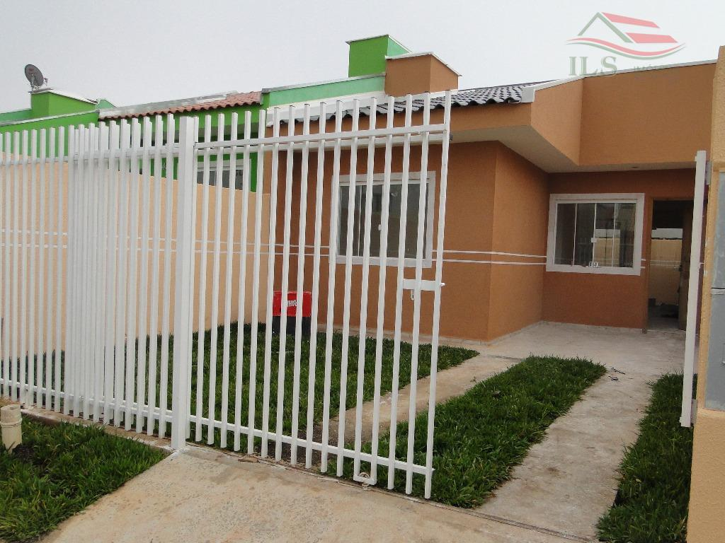 Casa residencial à venda, Eucaliptos, Fazenda Rio Grande - CA0188.
