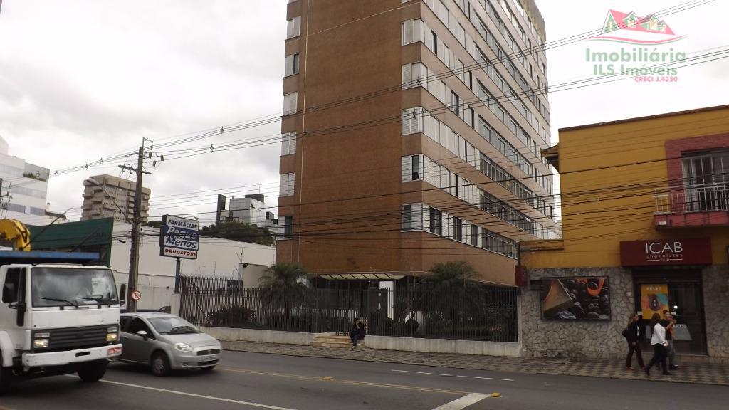 Apartamento residencial à venda, Batel, Curitiba - AP0326.