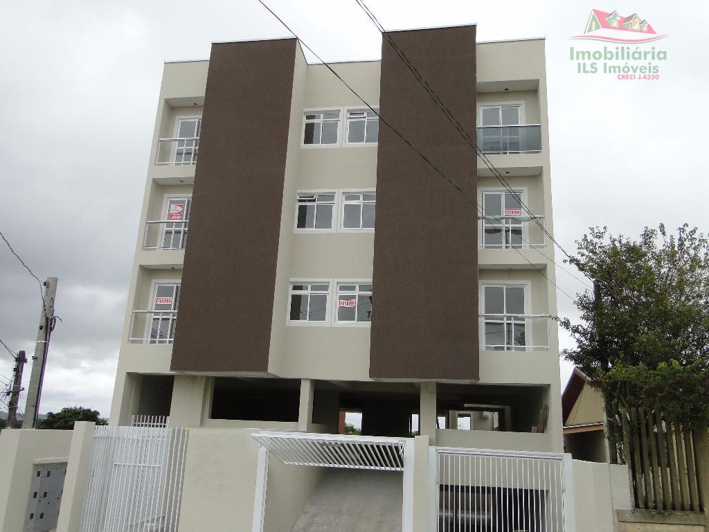 Apartamento residencial à venda, Afonso Pena, São José dos Pinhais - AP0307.