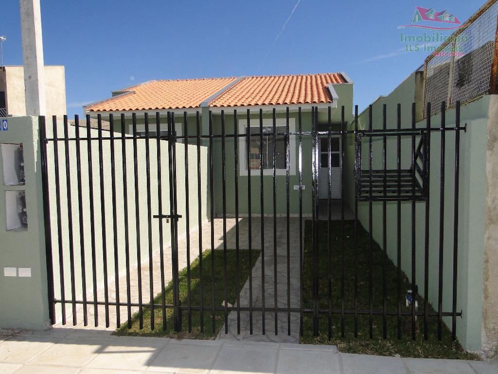 Casa residencial à venda, Campo de Santana, Curitiba - CA0198.