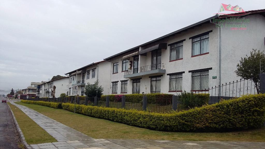 Apartamento residencial à venda, Hauer, Curitiba - AP0337.