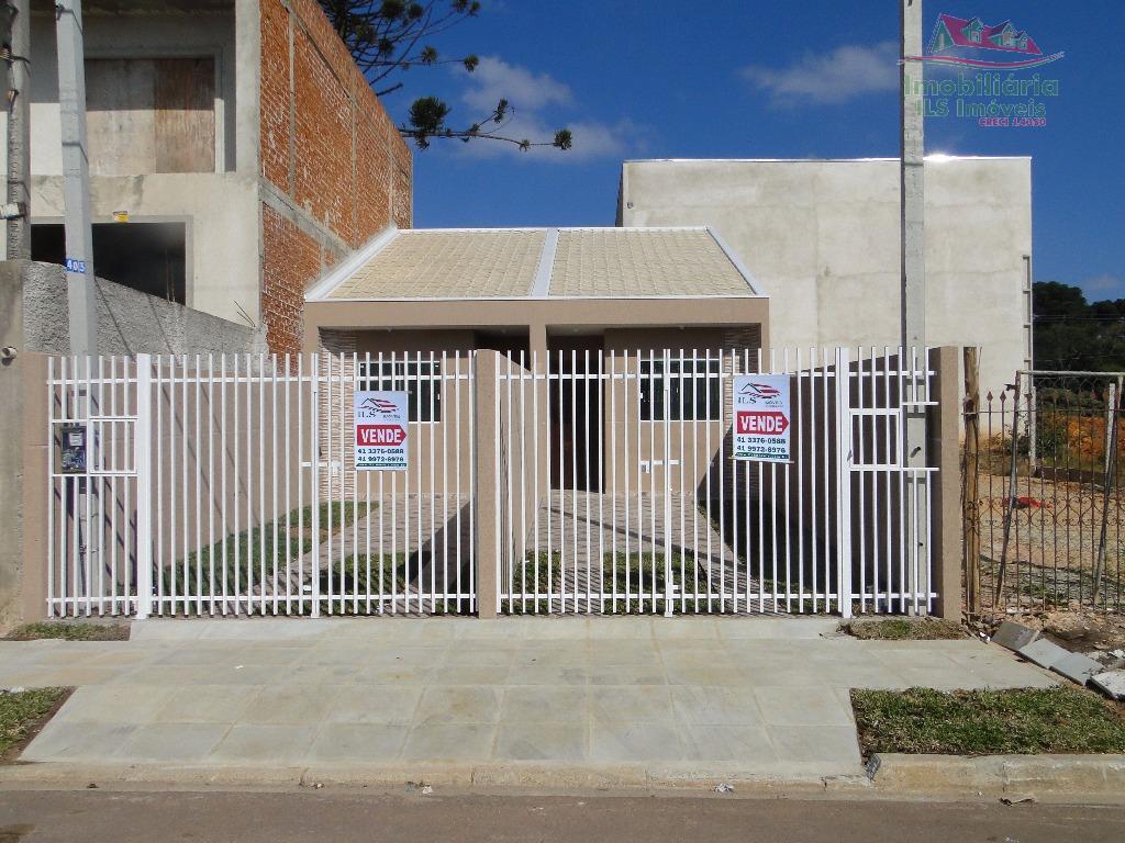 Casa residencial à venda, Umbará, Curitiba - CA0209.
