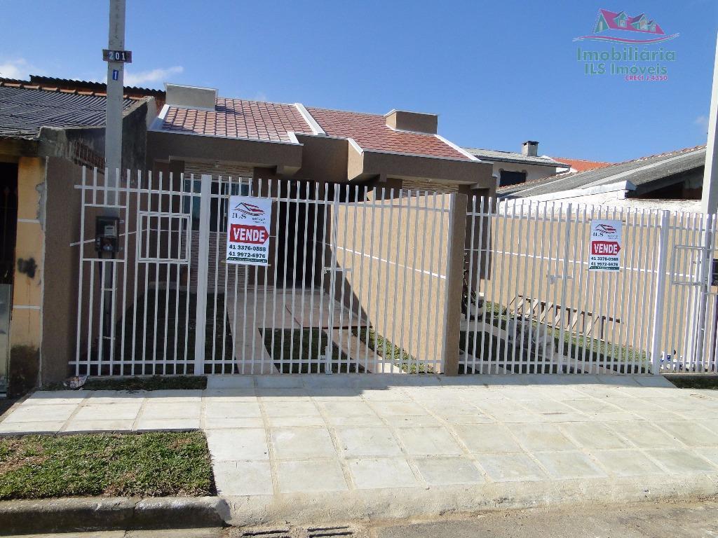 Casa residencial à venda, Sítio Cercado, Curitiba - CA0208.