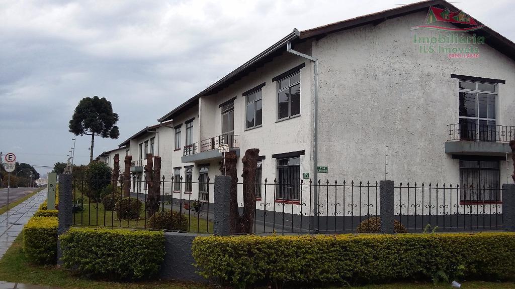 Apartamento residencial à venda, Hauer, Curitiba - AP0338.