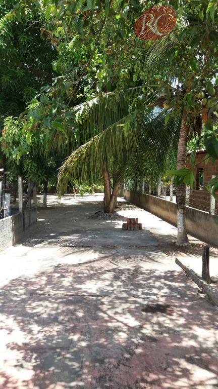 Terreno residencial à venda, Conjunto Jereissati III, Pacatuba.