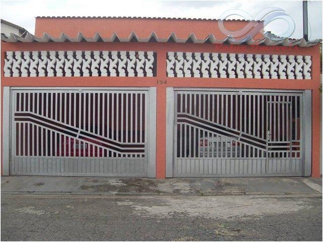 Casa residencial à venda, Vila São Nicolau, São Paulo.