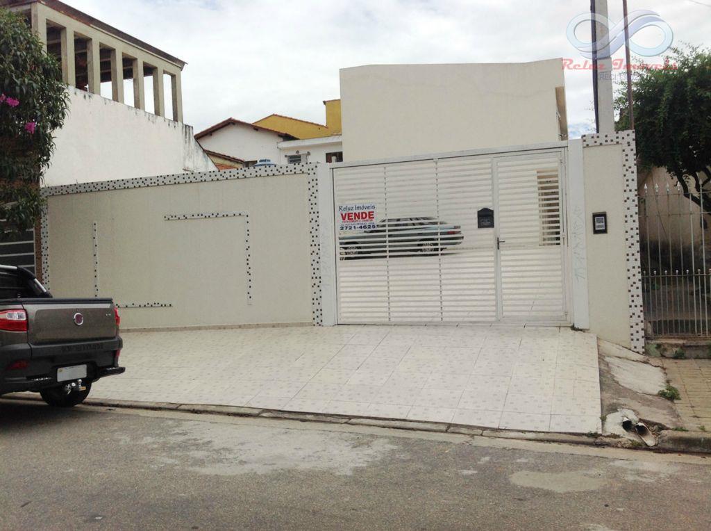 Sobrado residencial à venda, Vila Carrão, São Paulo - SO0054.