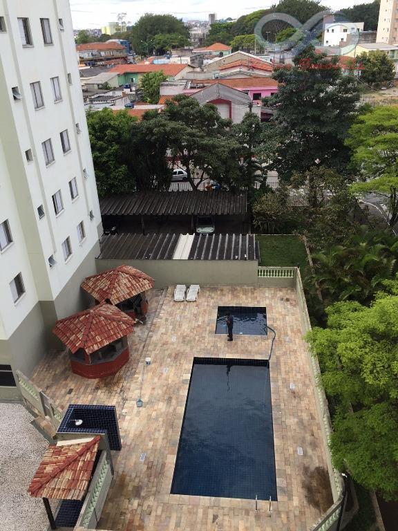 Apartamento residencial à venda, Cidade Centenário, São Paulo.